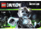 Instruction No: 71238  Name: Fun Pack - Doctor Who (Cyberman and Dalek)