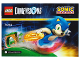 Instruction No: 71244  Name: Level Pack - Sonic the Hedgehog