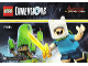 Instruction No: 71245  Name: Level Pack - Adventure Time