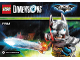 Instruction No: 71344  Name: Fun Pack - The LEGO Batman Movie (Excalibur Batman and Bionic Steed)