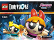Instruction No: 71346  Name: Team Pack - The Powerpuff Girls