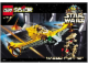 Instruction No: 7141  Name: Naboo Fighter