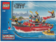 Instruction No: 7207  Name: Fire Boat