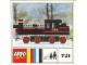 Instruction No: 721  Name: Steam Locomotive