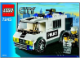 Instruction No: 7245  Name: Prisoner Transport - Blue Sticker Version