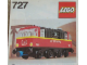 Instruction No: 727  Name: 12V Locomotive