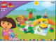 Instruction No: 7332  Name: Dora and Boots at Play Park