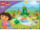 Instruction No: 7333  Name: Dora and Diego's Animal Adventure