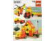Instruction No: 740  Name: Basic Building Set