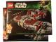 Instruction No: 75025  Name: Jedi Defender-class Cruiser