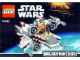 Instruction No: 75032  Name: X-Wing Fighter