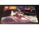 Instruction No: 75039  Name: V-Wing Starfighter