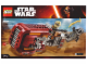 Instruction No: 75099  Name: Rey's Speeder