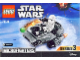 Instruction No: 75126  Name: First Order Snowspeeder