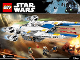 Instruction No: 75155  Name: Rebel U-Wing Fighter