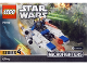 Instruction No: 75160  Name: U-Wing Microfighter