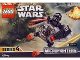 Instruction No: 75161  Name: TIE Striker Microfighter