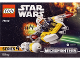 Instruction No: 75162  Name: Y-Wing Microfighter