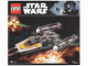 Instruction No: 75172  Name: Y-Wing Starfighter