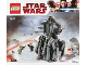 Instruction No: 75177  Name: First Order Heavy Scout Walker
