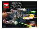 Instruction No: 75181  Name: UCS Y-Wing Starfighter