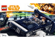 Instruction No: 75209  Name: Han Solo's Landspeeder