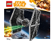 Instruction No: 75211  Name: Imperial TIE Fighter