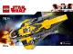 Instruction No: 75214  Name: Anakin's Jedi Starfighter