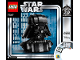 Instruction No: 75227  Name: Darth Vader Bust