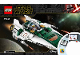 Instruction No: 75248  Name: Resistance A-Wing Starfighter