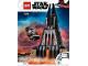 Instruction No: 75251  Name: Darth Vader's Castle