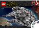 Instruction No: 75257  Name: Millennium Falcon