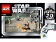 Instruction No: 75261  Name: Clone Scout Walker – 20th Anniversary Edition