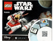 Instruction No: 75263  Name: Resistance Y-wing Microfighter