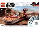 Instruction No: 75271  Name: Luke Skywalker's Landspeeder
