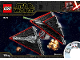 Instruction No: 75272  Name: Sith TIE Fighter