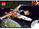 Instruction No: 75273  Name: Poe Dameron's X-wing Fighter