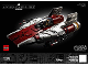 Instruction No: 75275  Name: A-wing Starfighter - UCS