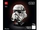 Instruction No: 75276  Name: Stormtrooper Helmet