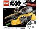 Instruction No: 75281  Name: Anakin's Jedi Interceptor