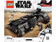 Instruction No: 75284  Name: Knights of Ren Transport Ship