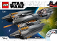 Instruction No: 75286  Name: General Grievous's Starfighter