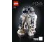 Instruction No: 75308  Name: R2-D2
