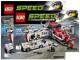 Instruction No: 75876  Name: Porsche 919 Hybrid and 917K Pit Lane
