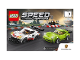 Instruction No: 75888  Name: Porsche 911 RSR + 911 Turbo