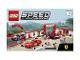 Instruction No: 75889  Name: Ferrari Garage 250 GTO, 488 GT