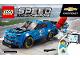 Instruction No: 75891  Name: Chevrolet Camaro ZL1 Race Car