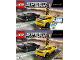 Instruction No: 75893  Name: 2018 Dodge Challenger SRT Demon and 1970 Dodge Charger R/T
