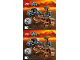 Instruction No: 75929  Name: Carnotaurus Gyrosphere Escape