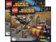 Instruction No: 76013  Name: Batman: The Joker Steam Roller